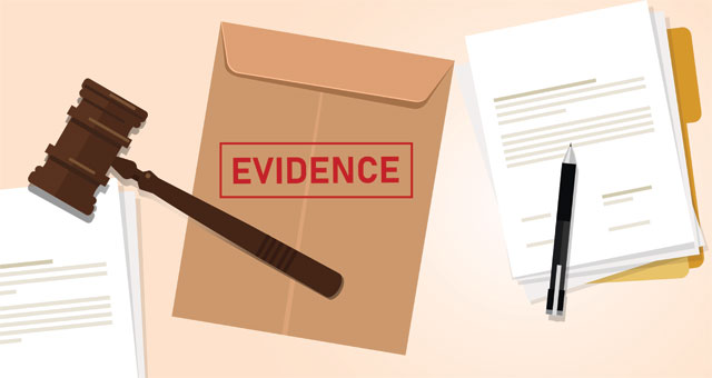 名誉毀損の訴訟で必要な4つの証拠